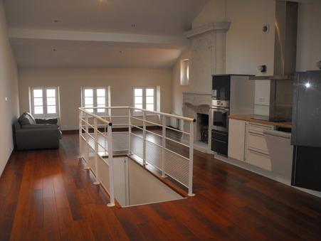 A louer appartement Saintes 17100; 700 €