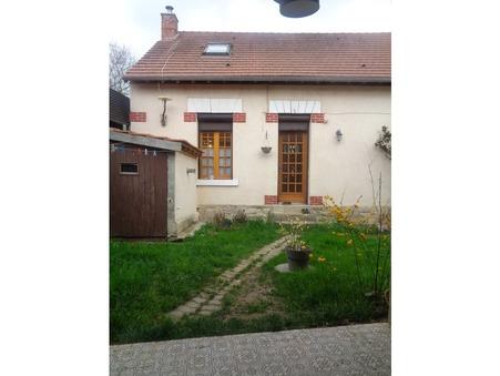 Vente Maison BOURG ET COMIN Réf. 8554 - Slide 1