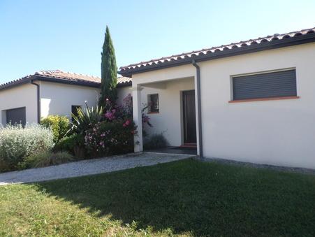 vente maison FONTENILLES 162m2 399000€