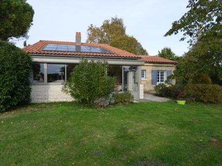 Vente Maison RIOUX Réf. 775 - Slide 1