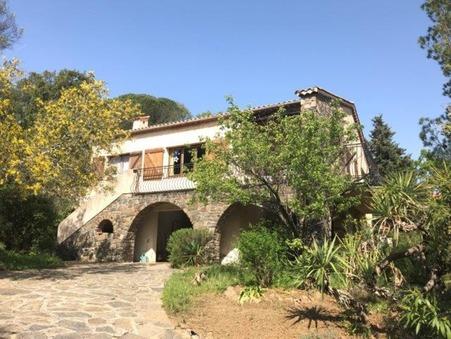 Vente Maison LA CROIX VALMER Réf. 377BBG - Slide 1