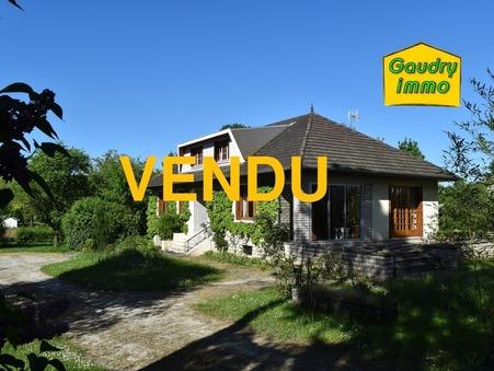 vente maison IS SUR TILLE 152m2 198000€