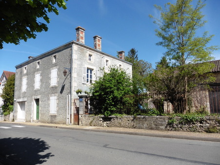 Vente Maison Saint-claud Réf. 1693-19 - Slide 1