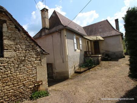 vente maison LA BACHELLERIE 100m2 165800€