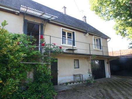 vente maison CRONAT 49000 €