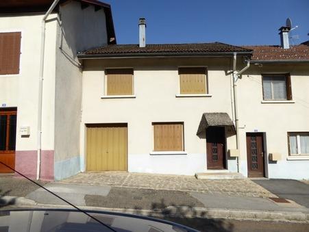 vente maison RAVILLOLES 65000 €