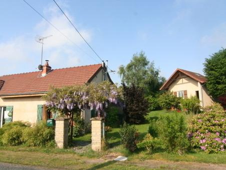 vente maison THIL SUR ARROUX 116m2 132000€