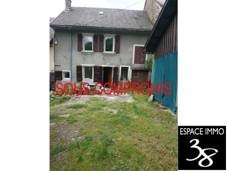 Vente Maison La motte st martin Réf. J1522 - Slide 1