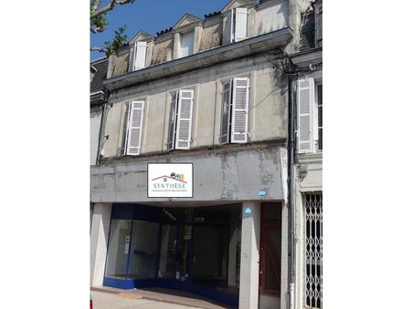 Vente maison 192600 € Saintes