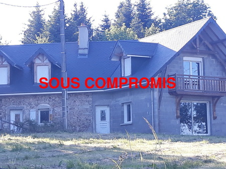 vente maison EYGURANDE 133m2 91000€
