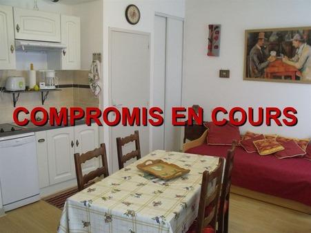 vente appartement EAUX BONNES 27m2 49000€