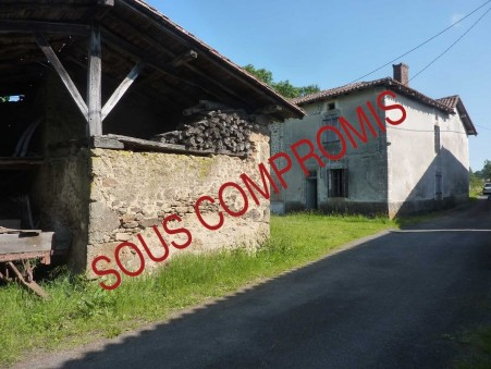 Vente Maison MASSIGNAC Ref :1700-19 - Slide 1