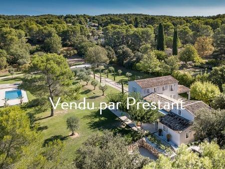 vente maison AIX EN PROVENCE 350m2 2690000 €