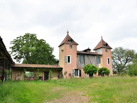 Vente Chateau L'ISLE EN DODON Réf. 4048 - Slide 1