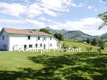 vente maison URRUGNE 400m2 2100000 €