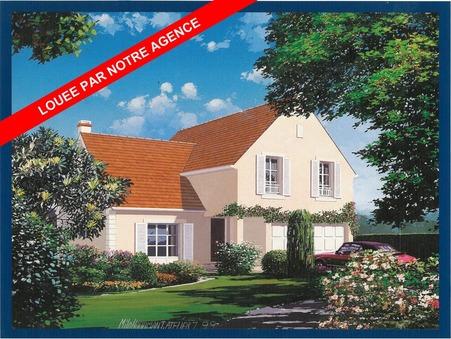 location maison Montesson 155m2 2950€