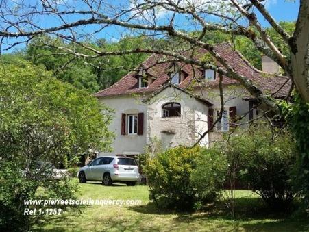 vente maison CALVIGNAC 160m2 321000€