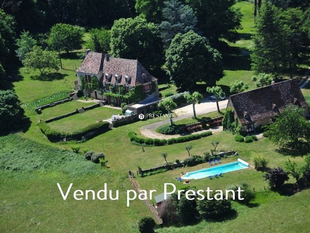 vente maison COUX ET BIGAROQUE 452m2 780000 €