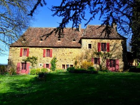 vente maison COUX ET BIGAROQUE 452m2 630555 €