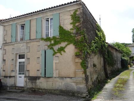 Maison sur Cherac ; 106000 € ; A vendre Réf. 832