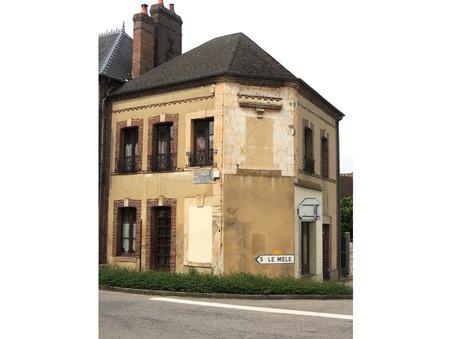 A vendre maison Le Mele sur Sarthe 61170; 29999 €