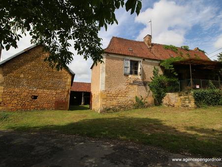 vente maison TURSAC 100m2 113400€