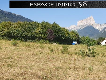Vente terrain 60000 €  Clelles