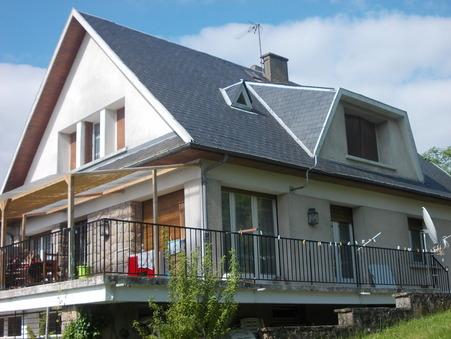vente maison USSEL 190m2 122360€