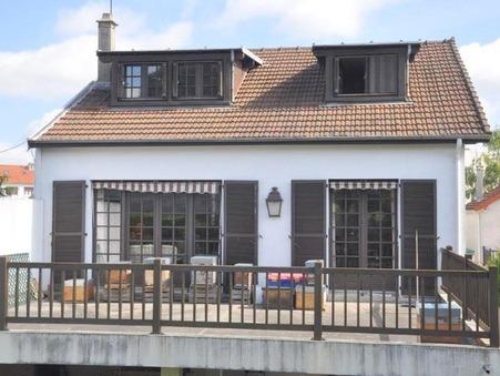 vente maison ST CYR L ECOLE 770000 €