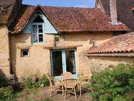 vente maison LA CHAPELLE AUBAREIL 103500 €