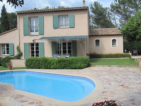 Vente maison LA MOTTE 144 m²  595 000  €