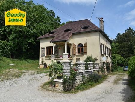vente maison VILLEY SUR TILLE 277000 €