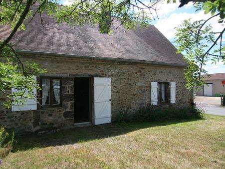vente maison CHALMOUX 51.2m2 51500€
