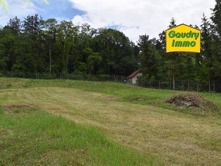 vente terrain SELONGEY 1764m2 63500€
