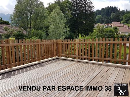 A vendre appartement Monestier de Clermont 38650; 138000 €