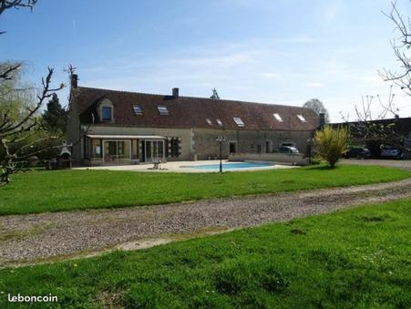 A vendre maison Mortagne au Perche 61400; 237600 €