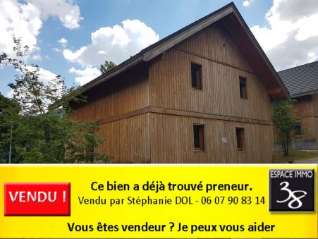 Maison 110000 €  sur Gresse (38650) - Réf. ds1571