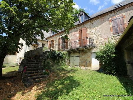 vente maison LA BACHELLERIE 188m2 169000€
