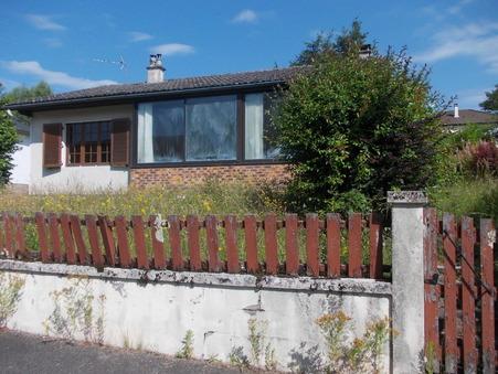 vente maison NEUVIC 50m2 55000€