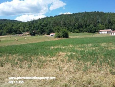 vente terrain TOUR DE FAURE 2000m2 16500€