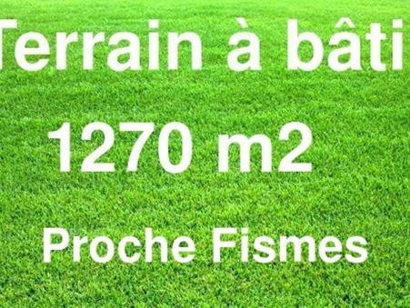 Maison 55800 €  sur Fismes (51170) - Réf. 8621