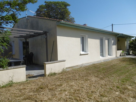 Vente maison 156800 € St Cesaire
