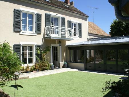 vente maison FLEURY EN BIERE 230m2 675000€