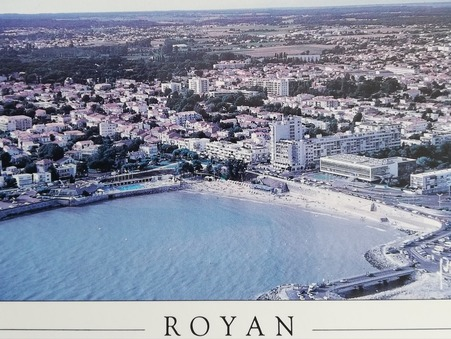 Vente Local ROYAN Réf. 1639 - Slide 1