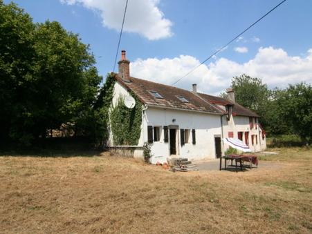 vente maison LANTY 75m2 65000€