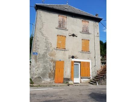 Vente Maison La motte d aveillans Réf. J.1594 - Slide 1