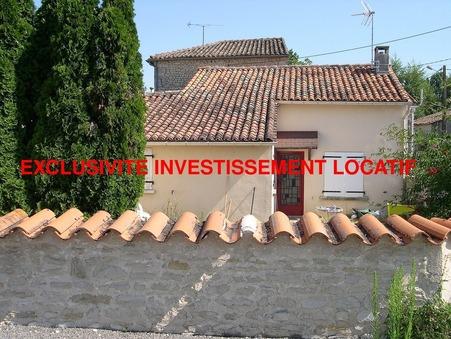 vente maison CHAMPNIERS 79500 €