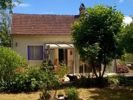 vente maison TERNANT 52m2 49500€