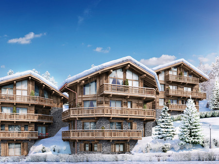 Vente Maison COURCHEVEL Réf. 15-00 - Slide 1
