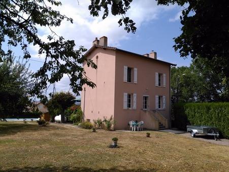 vente maison DRACY ST LOUP 120m2 184000€